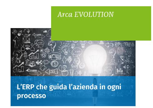 Arca Evolution